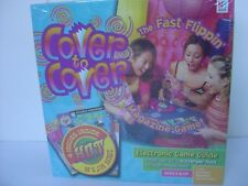 Cover to Cover /Fast Flippin' -Magazine Electronic Game Milton Bradley 2004
