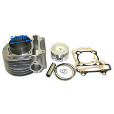 Cylinder 61mm Big Bore Kit For GY6 125cc 150cc 1P52QMI 1P57QMJ Scooter Moped ATV