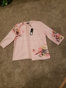 Misook Summer Coats Jackets Vests For Women For Sale Ebay