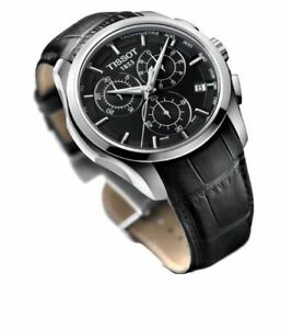 Lederarmband für Tissot COUTURIER T035410 T035407 T035428 T035446 Uhren Armband