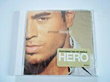 Cd Enrique Iglesias - Escape Hero, Don't Turn Off The Lights, Escapar, + 9, 2001