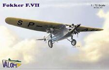VALOM 1/72 FOKKER F. VII # 72037