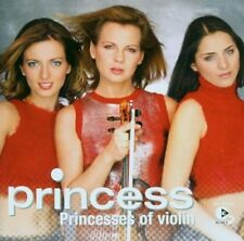PRINCESS - PRINCESSES OF VIOLIN / BMG CD 2003 OVP