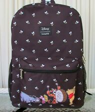 Disney Loungefly Winnie the Pooh Bumble Bee Character Backpack Bag NWT