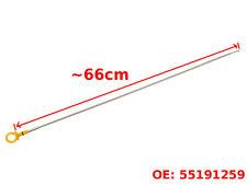 DIPSTICK OIL LEVEL FILLER 1.3 JTD FOR FIAT DOBLO IDEA 500 GRANDE PUNTO 55191259