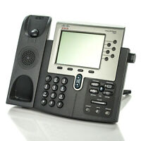 Cisco CP-7962g Unified VoIP IP Office Phone 7960 Series - BASE / STAND ONLY