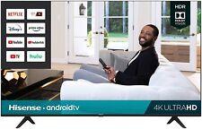"Hisense 75"" H65G Series 4K Ultra HD HDR Android Smart TV w/ 3 HDMI"