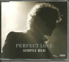 SIMPLY RED Perfect Love 8TRX w/ 5 MIXES & 2 DUBS USA CD single SEALED 2005