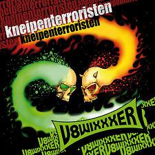 KNEIPENTERRORISTEN / V8 WIXXXER- GEGENSÄTZE ZIEHEN.. DIGI CD + KT UND FREUNDE CD