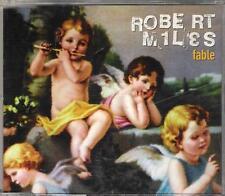 """ROBERT MILES - RARO CDs ITALO DANCE """" FABLE """""""