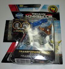 Ionix Tenkai Knight Transforming Brick Hos Quadrax Trooper Building Toy #10007