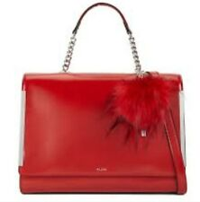 Aldo Red Demotte Top Handle Satchel Handbag