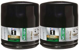 Mobil 1 (M1-101A) Extended Performance Oil Filter (Pack of 2)