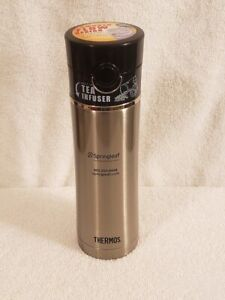 Springleaf Built In Tea Infuser Thermos Stainless Steel