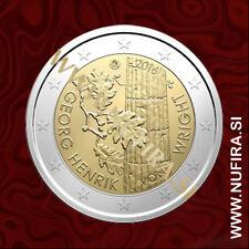 2016 Finland 2 EUR (Georg Henrik von Wright)