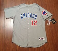 Alfonso Soriano Chicago Cubs Authentic Jersey Majestic Men's Size 52 NWT