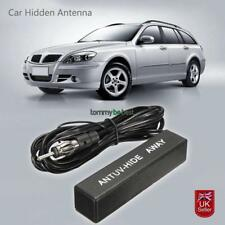 Electronic Radio Hidden Antenna AM FM Stereo amplified For Car Vehicle Universal