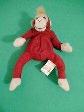 Ty Monkey 1980-2001 Stuffed Animals