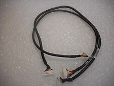 LOT OF 2 Dell Dimension OptiPlex Front I/O Panel to Audio Cable THB02 2H301
