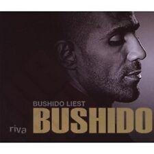 BUSHIDO -LIEST BUSHIDO DAS HÖRBUCH 4 CD NEUWARE