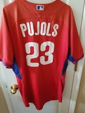 Jose Pujols GCL Rookie - First Year GAME USED Minor League JERSEY Phillies