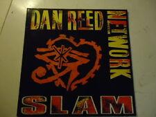 Dan Reed network – Slam-innerbag-LP VINILE