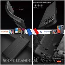 Etui Coque Housse Silicone Gel shockproof TPU Case Cover skin XIAOMI et MOTOROLA