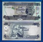 Solomon Islands P-26 Five Dollars Year ND 2012 Uncirculated Banknote