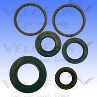 Athena Engine Oil Seal Kit fits Peugeot Speedfight 2 50 AC DT RallyVic 2006-2007