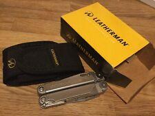 Leatherman Wave 830038 Neu mit Etui Multifunktionswerkzeug Werkzeug USA!