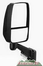 Class A RV Motorhome Replacement Mirrors Black 2 Pack 9000CCT