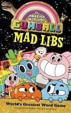 The Amazing World of Gumball Mad Libs