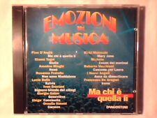 CD Ma chi è quella lì AMEDEO MINGHI LUCIO DALLA MICHELE COME NUOVO LIKE NEW