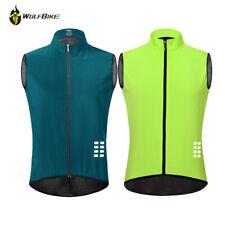 Cycling Waistcoat Sleeveless Vests Shirts Coat Breathable Reflective Jacket Tops