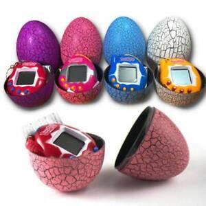 Funny 90S Tamagotchi Electronic Pets Toys Dinosaur Egg Kids Gift