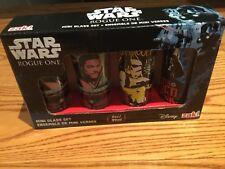 Star Wars Rogue One Mini Glass Set Shot Glasses