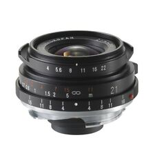 Voigtländer VM 21mm 4,0 Color Skopar Pancake Leica M schwarz