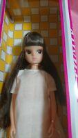 Licca Doll Rika chan Castle Takara TOMY Short Bangs Reprint First Doll Japan F/S