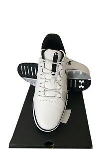 Under Armour Golf - Mens HOVR Fade SL E Golf Shoes -UK 10½ - WOW NOW 50% OFF !!