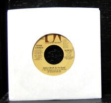 """Hidden Strength - Hustle On Up (Do The Bump) VG+ 7"""" Vinyl 45 USA 1975 UA-XW733-Y"""