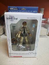 Kingdom Hearts II Play Arts Roxas Figure Square Enix Japan