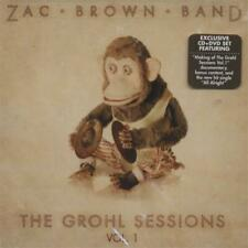 The  Grohl Sessions, Vol. 1 [EP] by Zac Brown Band/Zac Brown (CD, 2 Discs, Southern Ground)