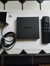 Amazon Fire TV GEN 2 Media Streaming Box DV83YW Black no original packaging
