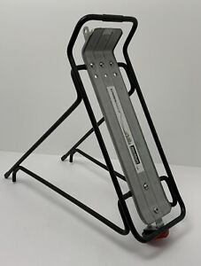 Vintage Blackburn Crossrack Rear Bike Rack w Reflector Aluminum Made In USA