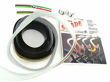Pelten Shade graduating Handlebar tape BLACK Vintage Road Racing bicycle NOS