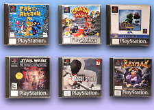 Playstation 1 | PS1 Spiele | Top Games zur Auswahl | ? BLITZVERSAND ? | OVP