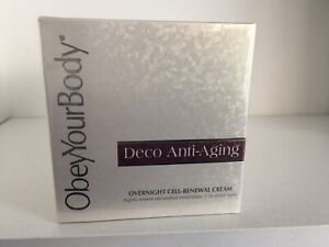 ObeyYourBody Deco Anti Ageing Overnight Cell Renewal Cream