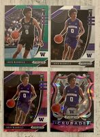 2020 Panini Prizm Jaden McDaniels RC Lot of 4 Cards Pink Cracked Ice and More🔥
