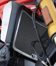 R&G Titanio Look Radiador Protector Para Ducati Monster 821, de 2014 a 2018