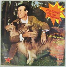 Chats - Chiens  33 tours Jim Reeves Blue side of lonesome